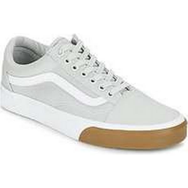 Spartoo.co.uk Vans (Trainers) Old Skool men's Shoes (Trainers) Vans in Grey f9462f