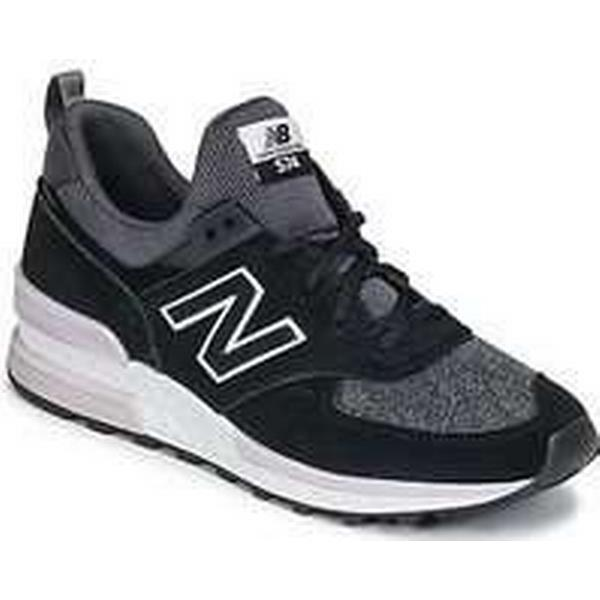 Spartoo.co.uk New Balance WS574 Black women's Shoes (Trainers) in Black WS574 34a0be