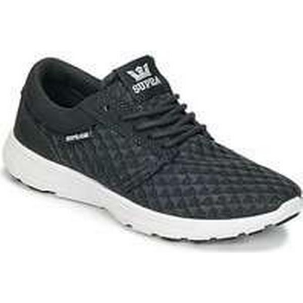 Spartoo.co.uk Supra HAMMER in RUN women's Shoes (Trainers) in HAMMER Black d325d6