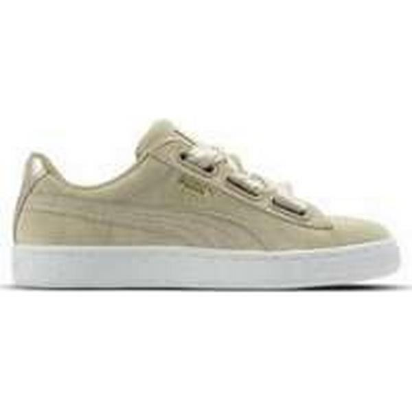 Spartoo.co.uk Puma women's Suede Hearth Safari Ws women's Puma Shoes (Trainers) in Beige 54d576