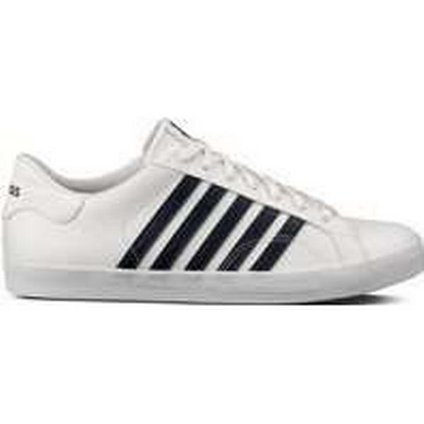 Spartoo.co.uk (Trainers) K-Swiss Belmont men's Shoes (Trainers) Spartoo.co.uk in White 643d75
