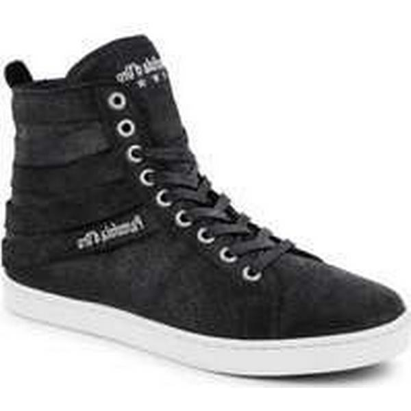 Spartoo.co.uk Pantofola (High-top Doro Carolina women's Shoes (High-top Pantofola Trainers) in Black 3d9eff