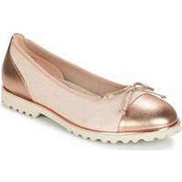 Spartoo.co.uk Gabor CRORA Ballerinas) women's Shoes (Pumps / Ballerinas) CRORA in Gold d1d72a