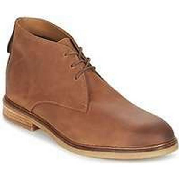 Spartoo.co.uk Clarks CLARKDALE in BALA men's Mid Boots in CLARKDALE Brown fbca24