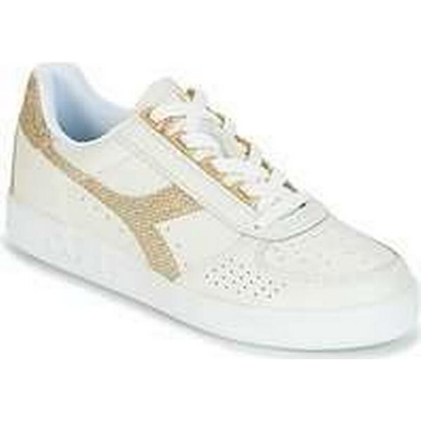 Spartoo.co.uk WN Diadora B ELITE I WN Spartoo.co.uk women's Shoes (Trainers) in White 4d6ab5