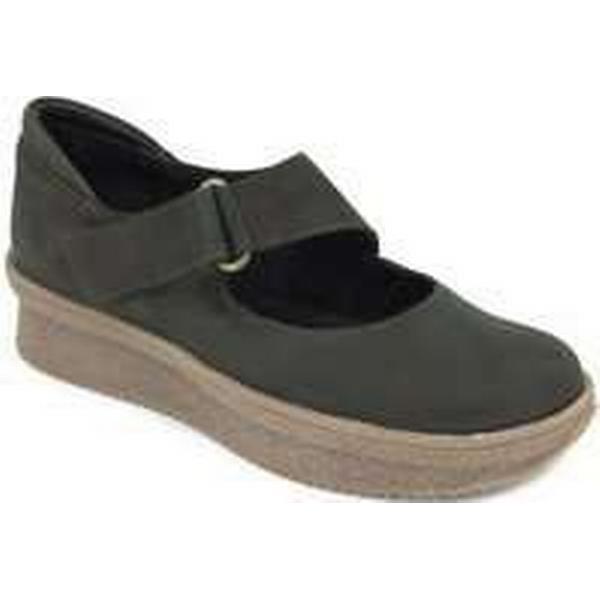 Spartoo.co.uk Walk Fly WF0009-I17 (Shoes) Long Beach women's Slip-ons (Shoes) WF0009-I17 in Green 0ac3c4
