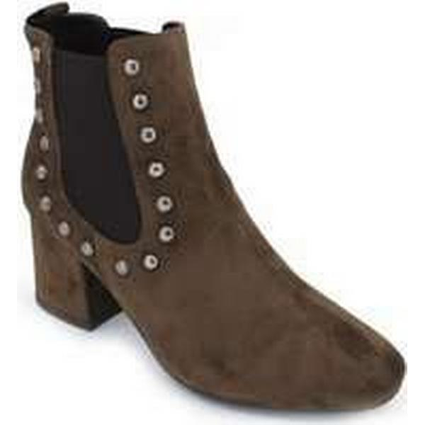 Spartoo.co.uk Alpe 3365 women's Low Brown Ankle Boots in Brown Low 524a6d