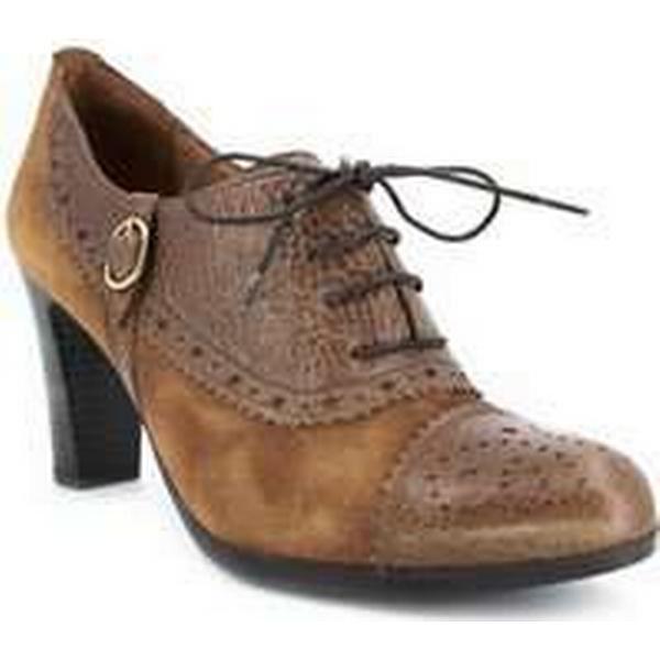 Spartoo.co.uk Hispanitas atlanta bhi-40771 woman black shoes Brown women's Low Boots in Brown shoes b1f7ca