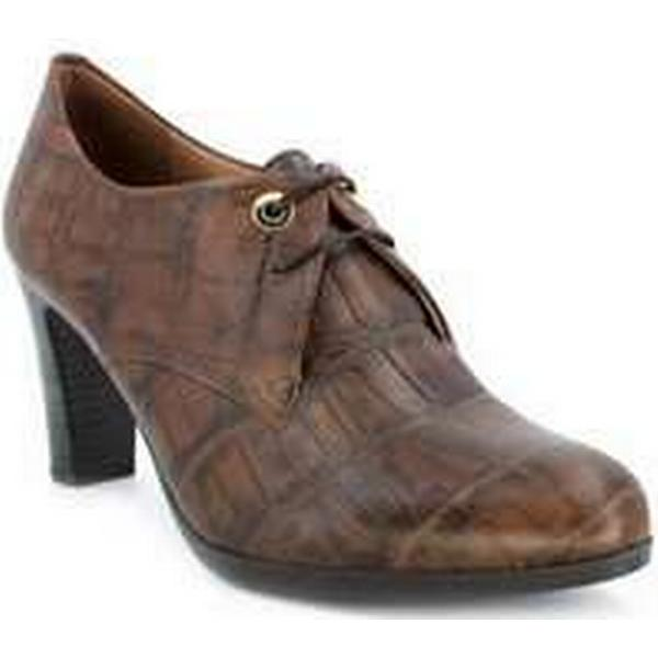 Spartoo.co.uk Hispanitas hi-40236 atlanta women's Brown Low Boots in Brown women's 2c1498