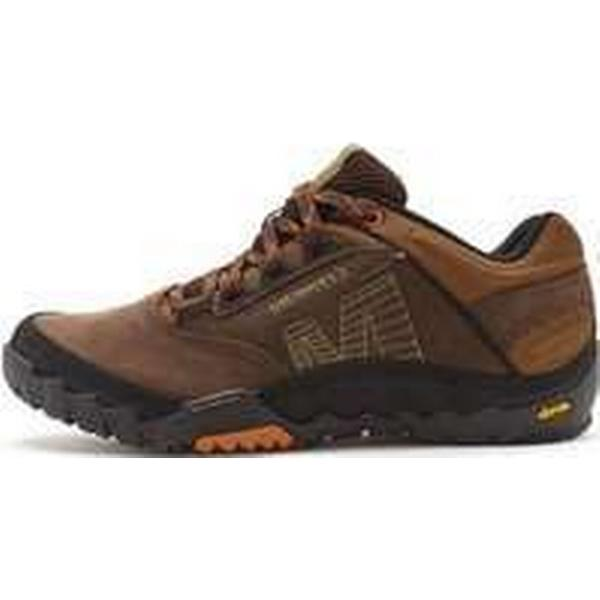 Spartoo.co.uk Merrell Annex Brown Hiking Trekking Shoes in Brown Annex J21193 men's Walking Boots in Brown e1d7d6