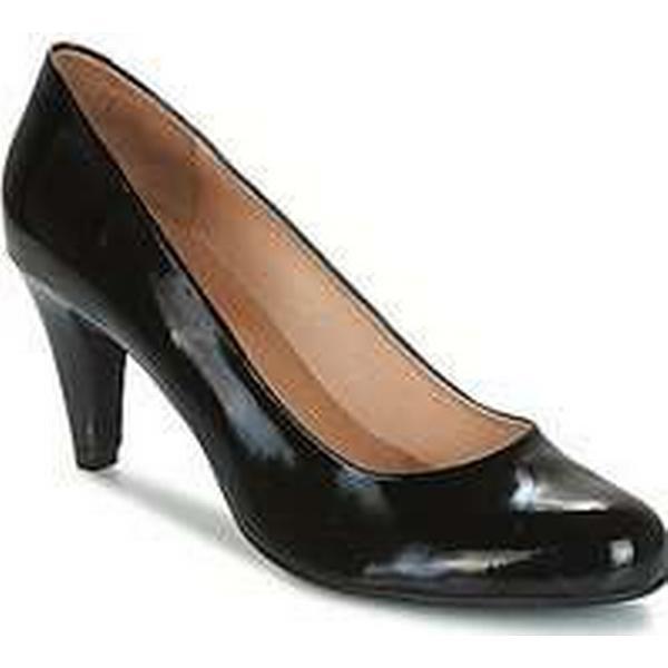 Spartoo.co.uk So Size MOUMOU women's Black Court Shoes in Black women's 927720