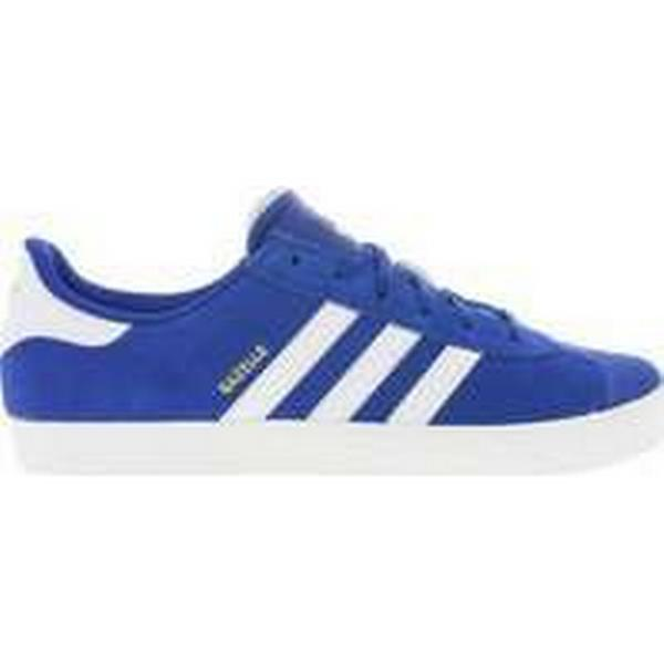Spartoo.co.uk men's adidas GAZELLE 2 J men's Spartoo.co.uk Shoes (Trainers) in Blue eb95ff