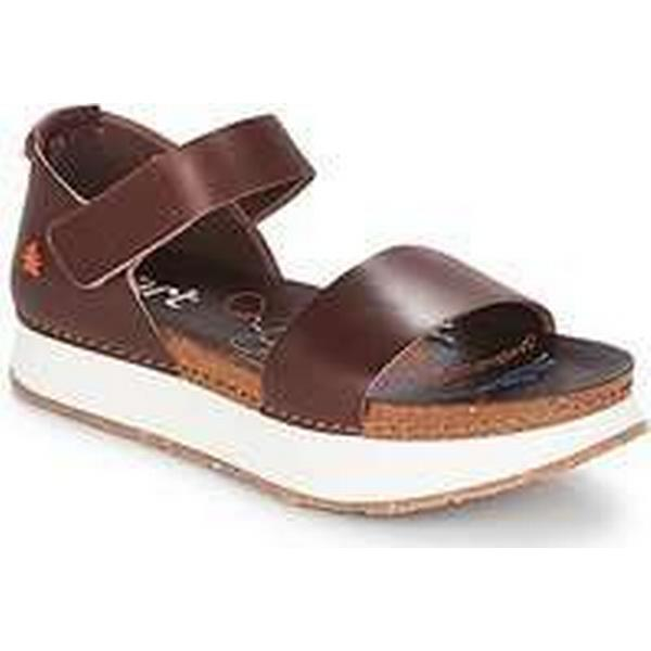 a185a2966131 Spartoo.co.uk Art Art Art MYKONOS 1260 women s Court Shoes in Brown 531034