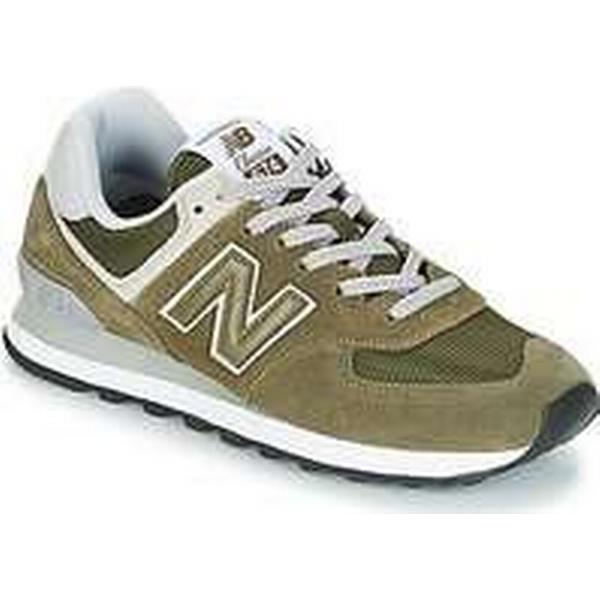 Spartoo.co.uk New Balance ML574 men's Shoes (Trainers) in Green Green in b0a0d7