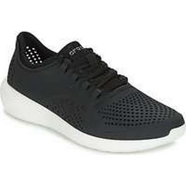 Spartoo.co.uk Crocs LITERIDE PACER W women's Shoes (Trainers) in Black Black in d1163c