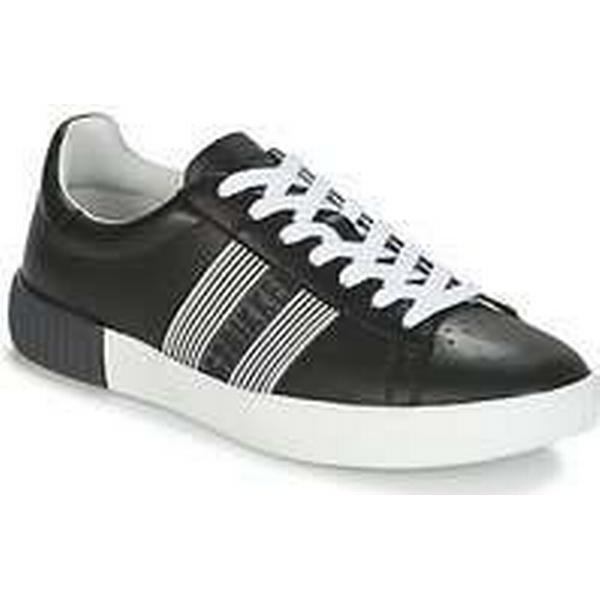 aeec79674602 Spartoo.co.uk Bikkembergs Bikkembergs Bikkembergs COSMOS 2130 LEATHER  men  x27 s Shoes (Trainers) in Black b9489b