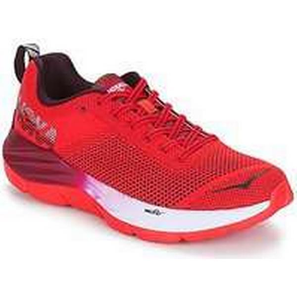 Spartoo.co.uk Hoka one one MACH women's Running Running women's Trainers in Red 3de98b