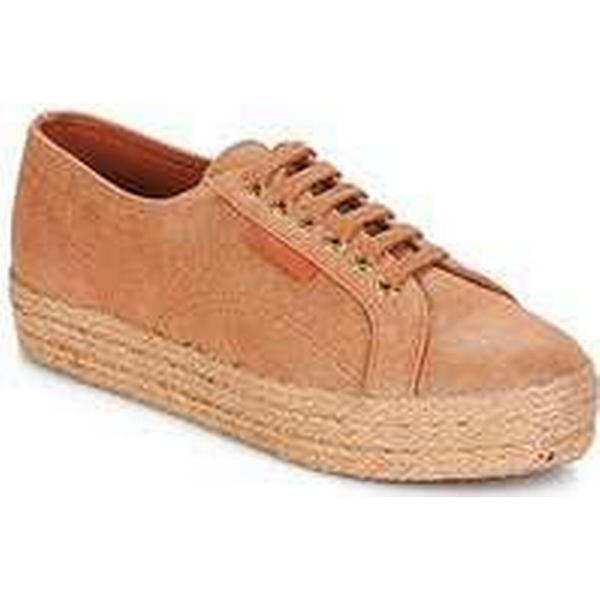Spartoo.co.uk Superga 2730 LAME DEGRADE W women's (Trainers) Shoes (Trainers) women's in Orange 95bae1
