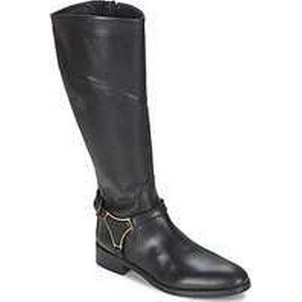 Spartoo.co.uk Tommy Hilfiger HAMILTON 15A women's Black High Boots in Black women's 240ab2