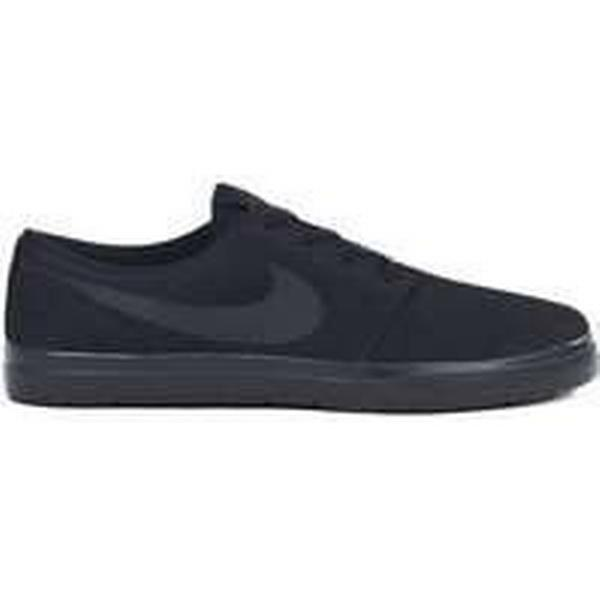 Spartoo.co.uk Nike in SB Portmore II Ultralight men's Shoes (Trainers) in Nike Black b74db9