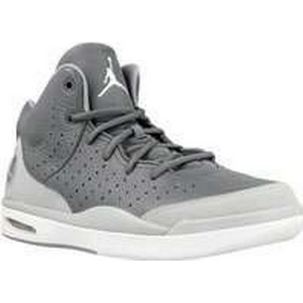 Spartoo.co.uk Nike (High-top Jordan Flight Tradition men's Shoes (High-top Nike Trainers) in Grey 5f230e
