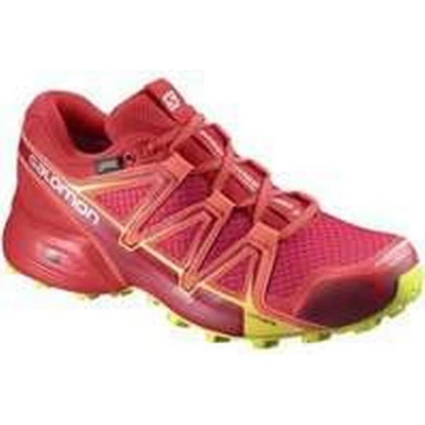 Spartoo.co.uk Salomon W Terenie Speedcross Vario 2 Gtx Goretex Goretex Goretex women's Running Trainers in Red 96eef2