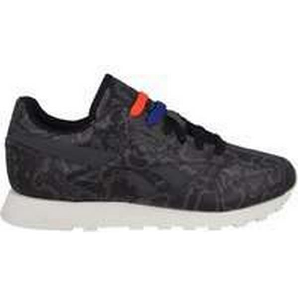 Spartoo.co.uk Reebok Sport Leather Snake women's Shoes (Trainers) in in in Black 918531