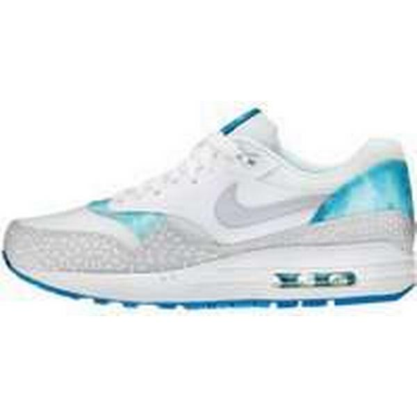 Spartoo.co.uk Nike Wmns Wmns Nike Air Max 1 Print women's Shoes (Trainers) in White 4c2c44