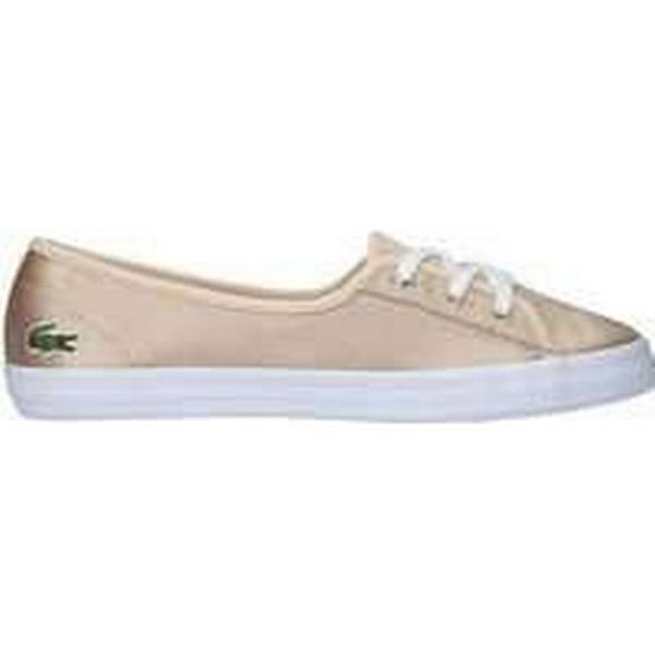 Spartoo.co.uk Lacoste Lacoste Spartoo.co.uk Ziane Chunky women's Shoes (Trainers) in Gold 1c2118