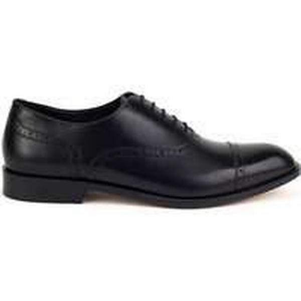 Spartoo.co.uk Geox Saymore men's men's Saymore Smart / Formal Shoes in Black 283760