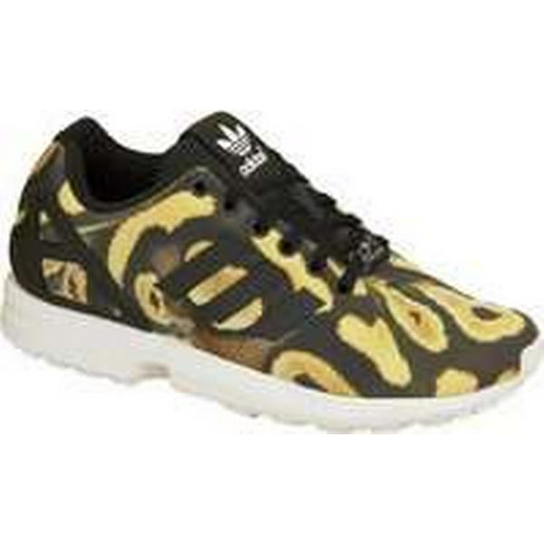 c9b6d515c82c Spartoo.co.uk adidas ZX Flux women  x27 s Shoes (Trainers) in Brown ...