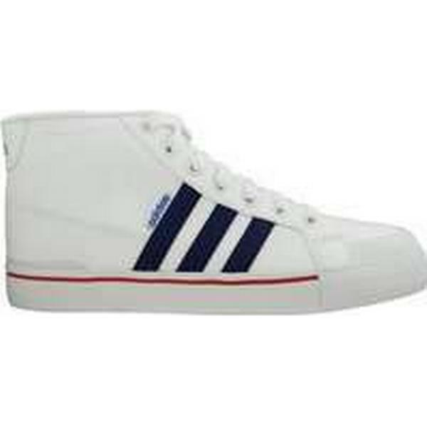 Spartoo.co.uk adidas Clementes Mid men's Shoes (High-top Trainers) Red in Red Trainers) 85cf13