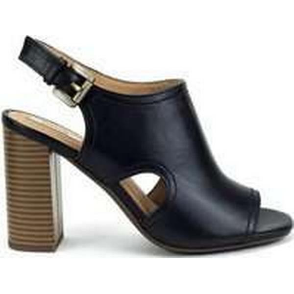 Spartoo.co.uk Audalies Geox Audalies Spartoo.co.uk High women's Sandals in Black 304abf