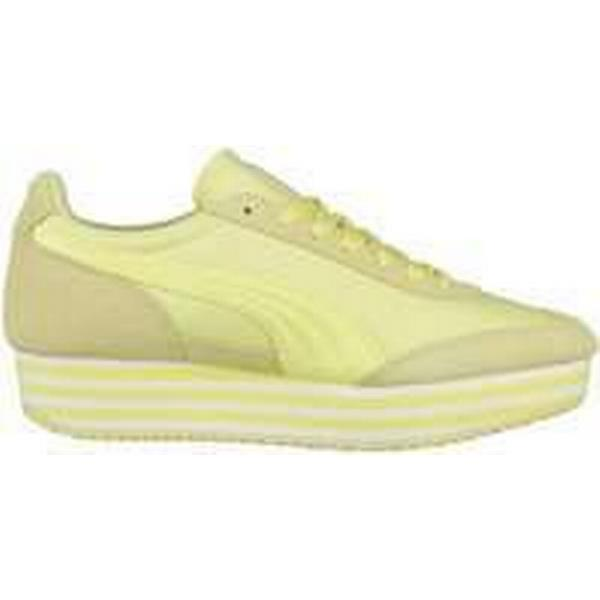 Spartoo.co.uk Puma SF77 Platform women's Shoes (Trainers) Green in Green (Trainers) b4bc5a