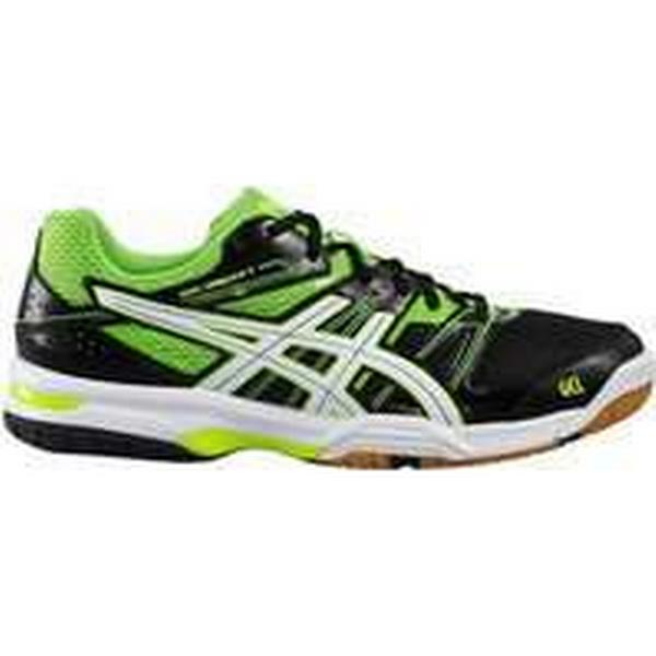Spartoo.co.uk Asics Gelrocket 7 men's Sports Trainers in (Shoes) in Trainers Green 5193d0