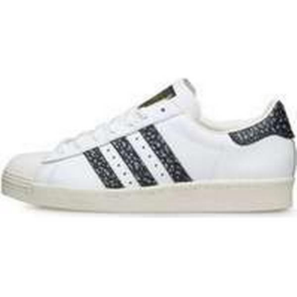 Spartoo.co.uk Superstar adidas Superstar Spartoo.co.uk 80S men's Shoes (Trainers) in Black 975ea6