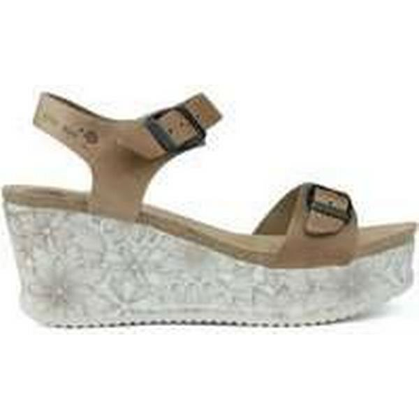 Spartoo.co.uk Interbios NELLA S NELLA Interbios 8923 women's Sandals in Beige 430125