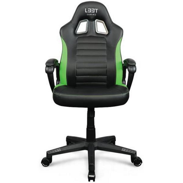 l33t Encore Gaming Chair - Green