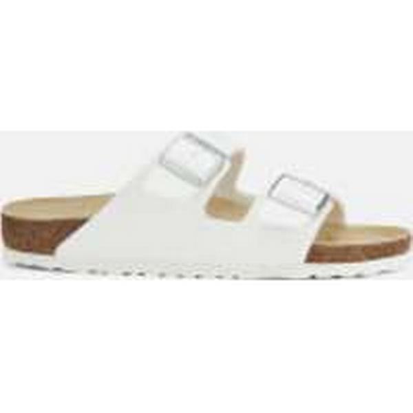 Birkenstock Men's Arizona Double Strap Sandals - White - - UK 8/EU 42 - White White 963de0