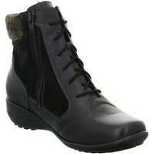 Spartoo.co.uk Waldläufer 601805521001 women's Ankle Low Ankle women's Boots in Black df703a