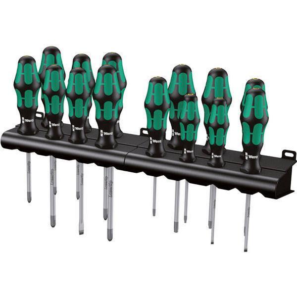Wera 05105630001 Kraftform Set 14-delar