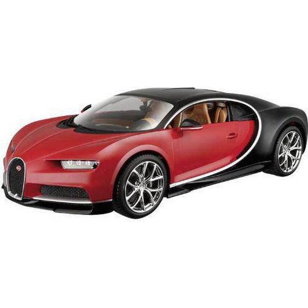 BBurago Bugatti Chiron 1:18 - Hitta bästa pris, recensioner och produktinfo - PriceRunner