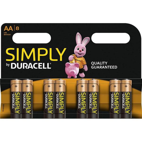 Duracell DUR002272 8-pack