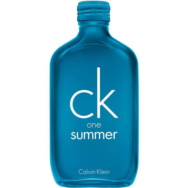 9786a274aa26c Calvin Klein CK One Summer 2018 EdT 100ml - Compare Prices ...