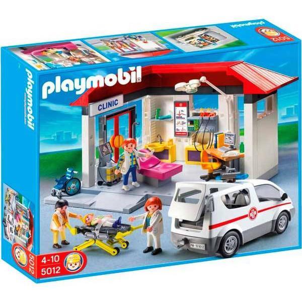 Playmobil Ambulance Set 5012