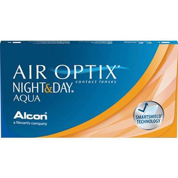 Alcon AIR OPTIX Night&Day Aqua 3-pack
