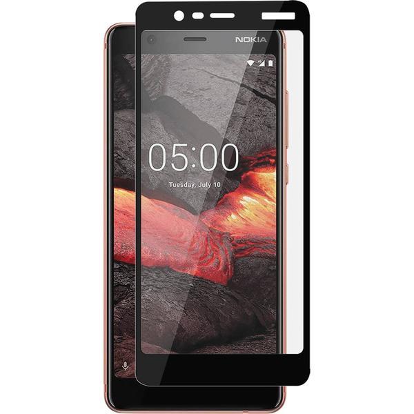 Panzer Premium Full-Fit Glass Screen Protector (Nokia 5.1)