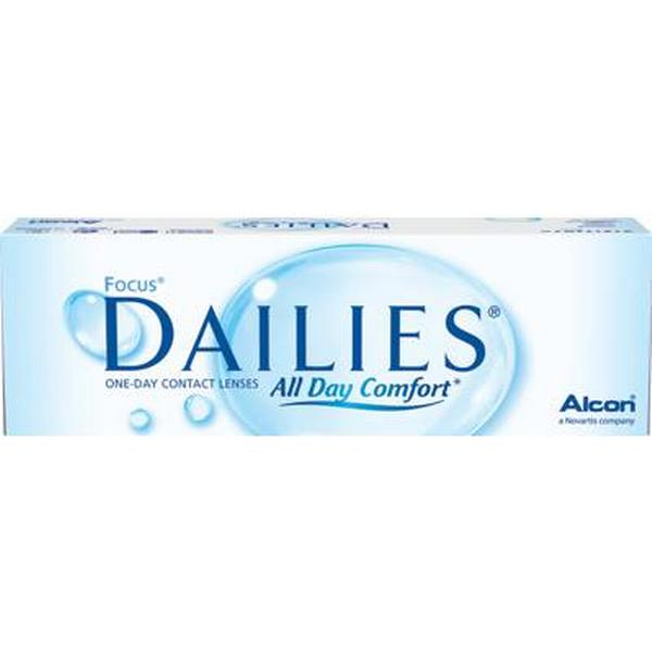 Alcon Focus DAILIES All Day Comfort 30-pack