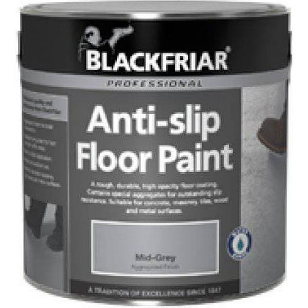 Blackfriar Professional Polyurethane Floor Paint Grey 1L