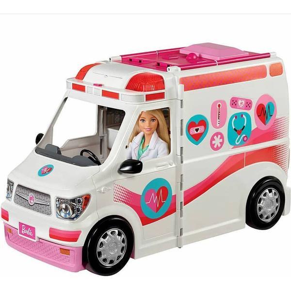 Mattel Barbie Mobil Lægeklinik